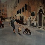 TUSCANY DOG WALKER